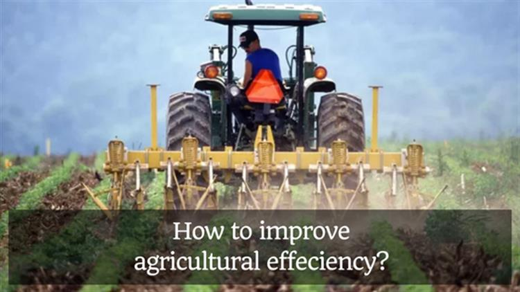 Improving Agricultural Efficiency