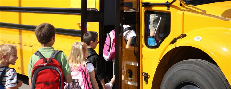 School Buses Are Safer Means Of Transport