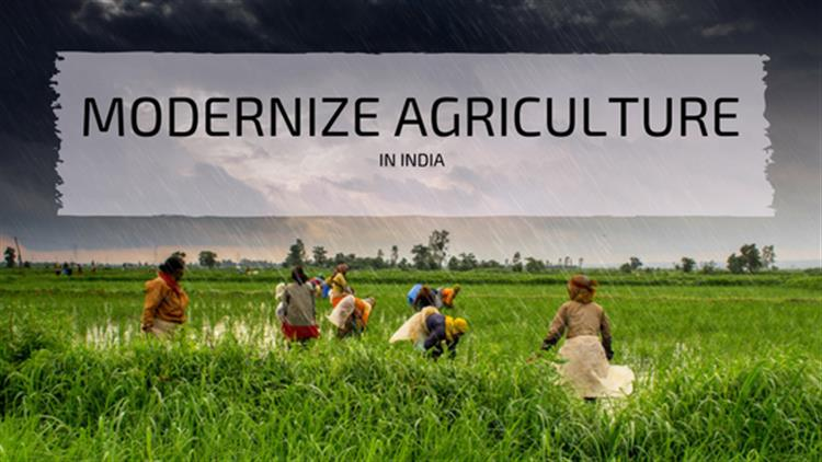 how to modernize agriculture in india jcbl ltd blog
