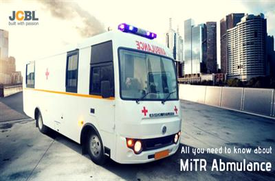 All You Need To Know About MiTR Ambulance