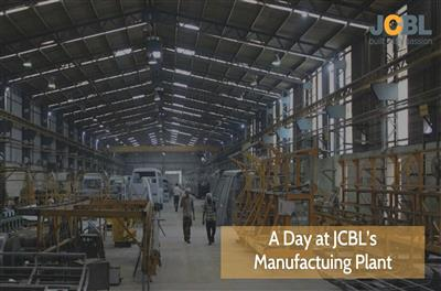 How JCBL Makes It Happen? A Day at JCBL's Manufacturing Plant
