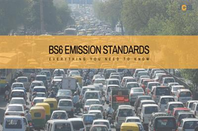 Bharat Stage 6 (BS6) Emission Standards: Everything You Need To Know