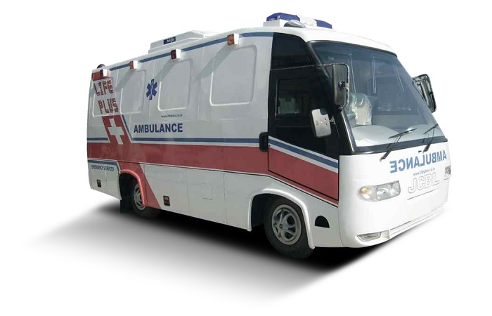 Ambulances are the general purpose medical vehicles that can be used for a variety of purposes.
