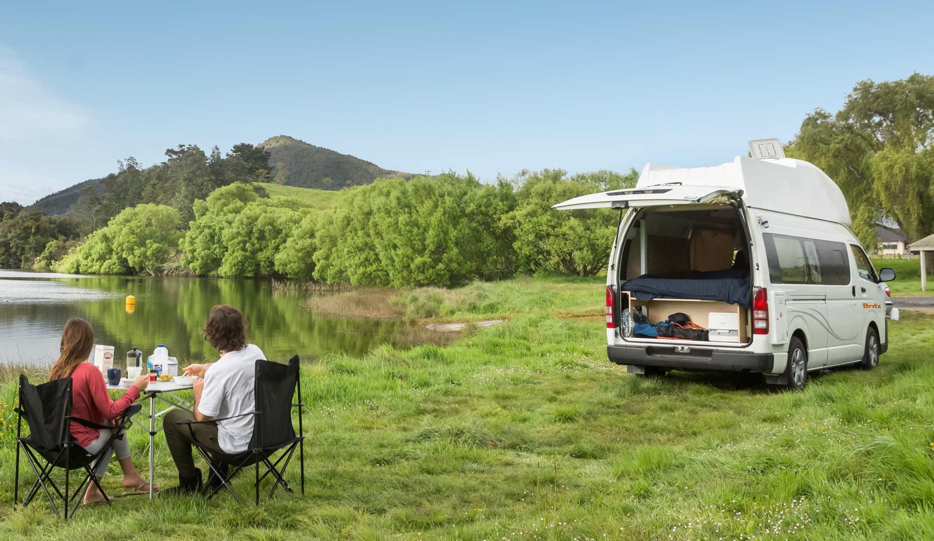 Motorhomes for family connections