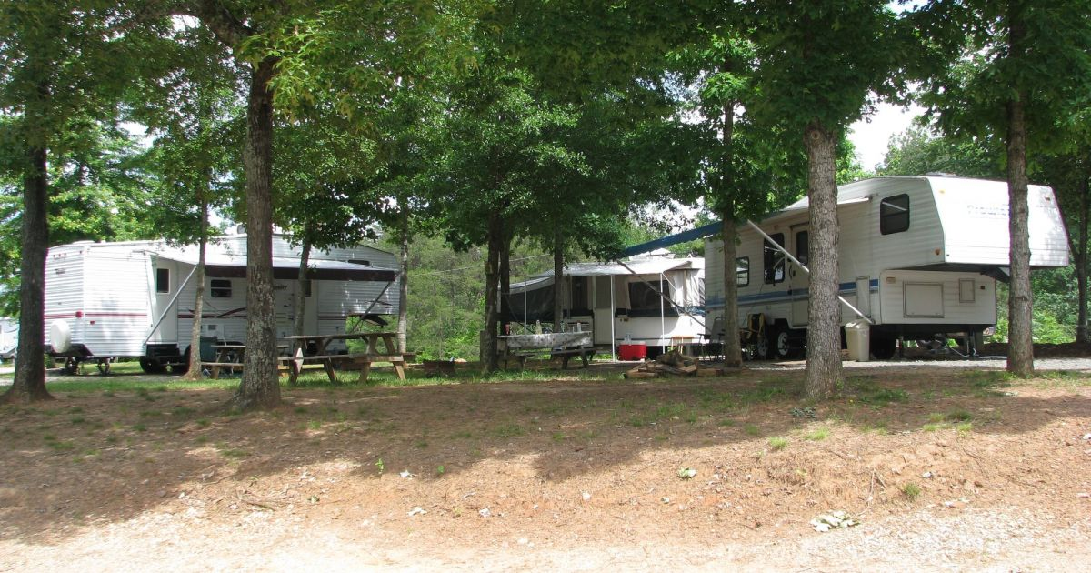 motorhome campgrounds