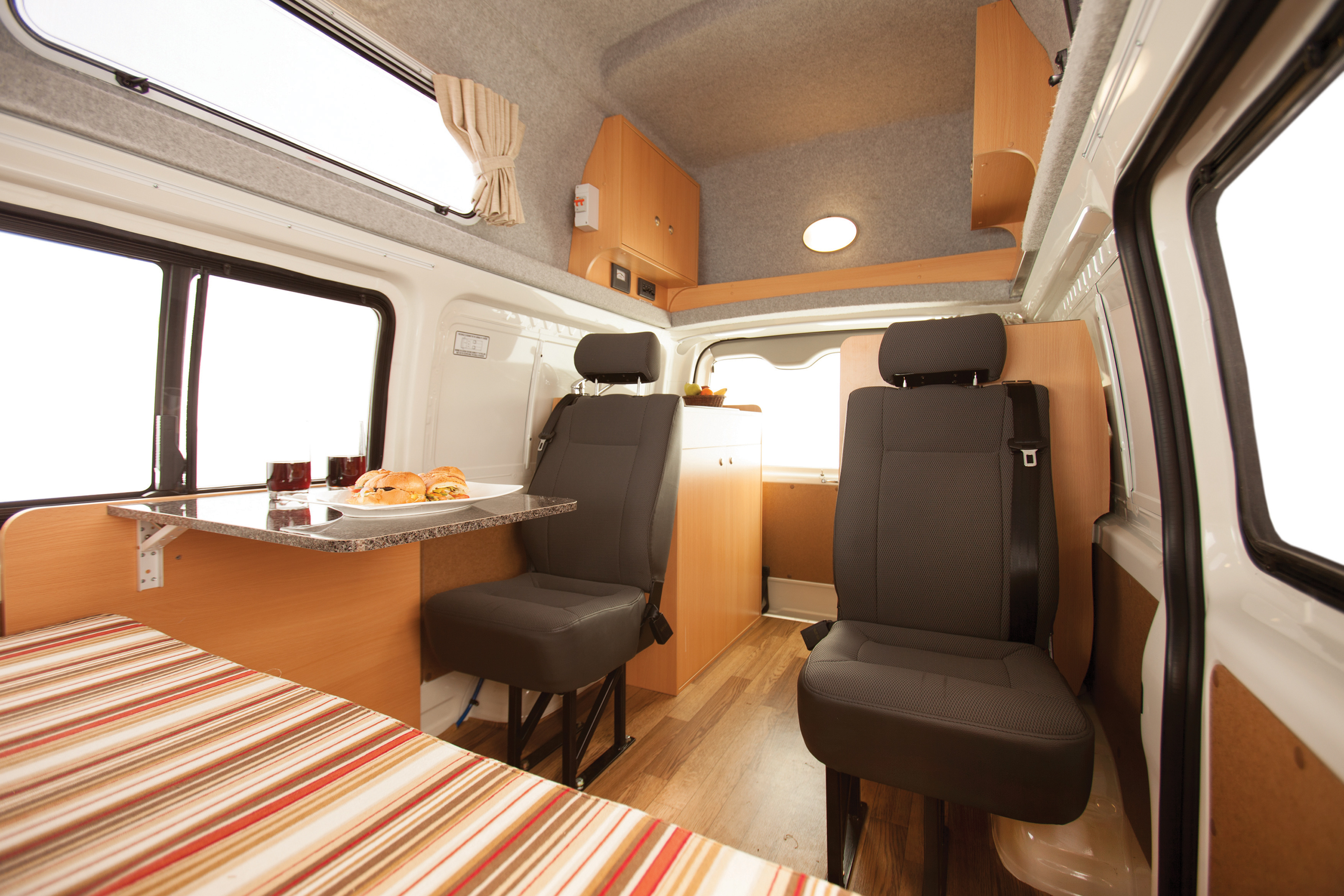 motorhome for business endeavours