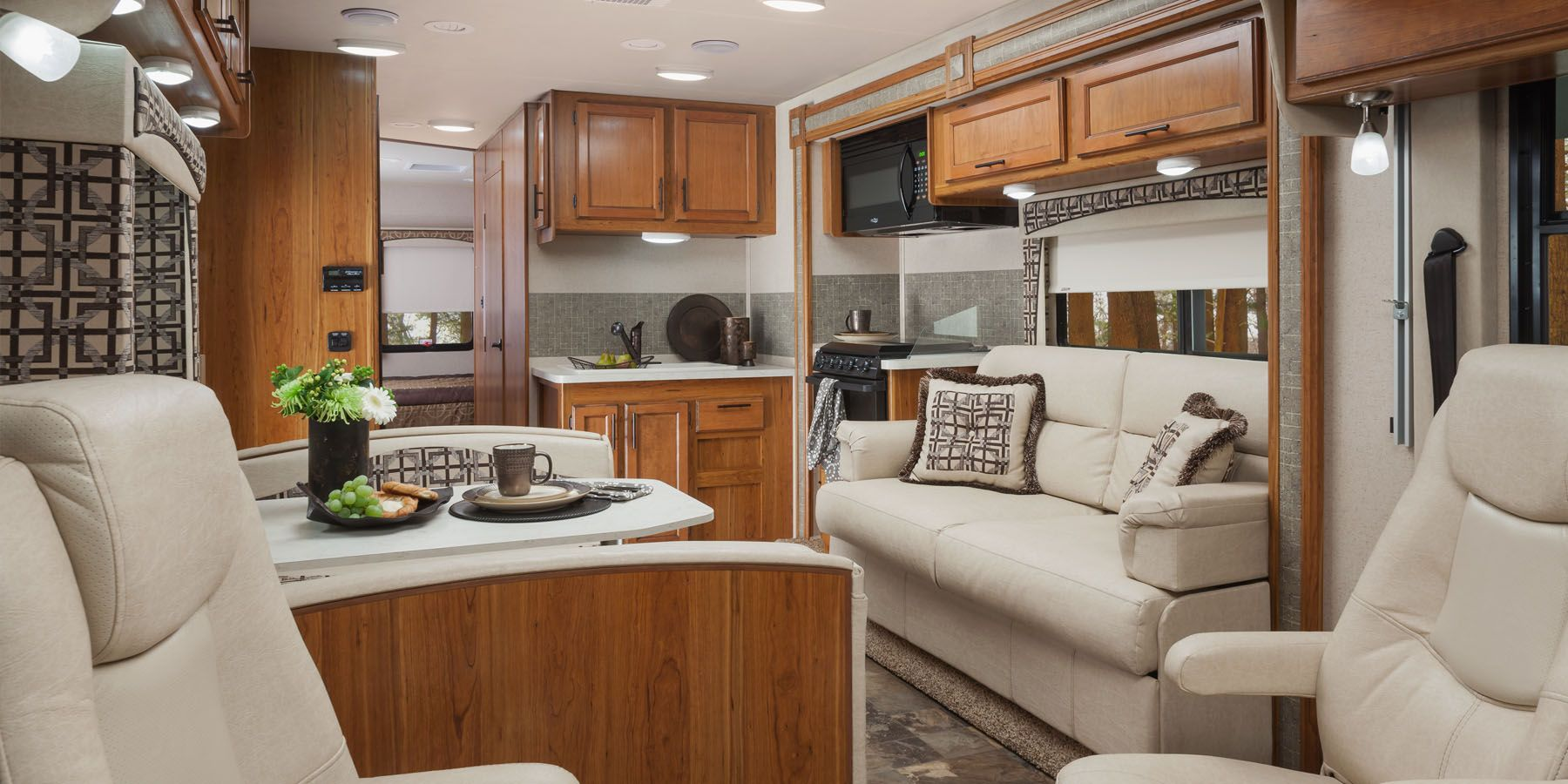 motorhome is home away from home